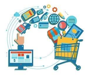 สอนขายสินค้าออนไลน์, การตลาดออนไลน์