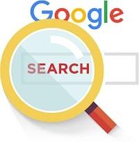 google search, รับทำSEOราคาถูก